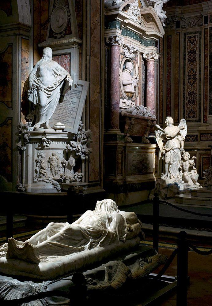 Cristo velato, Chapelle San Severino , Naples