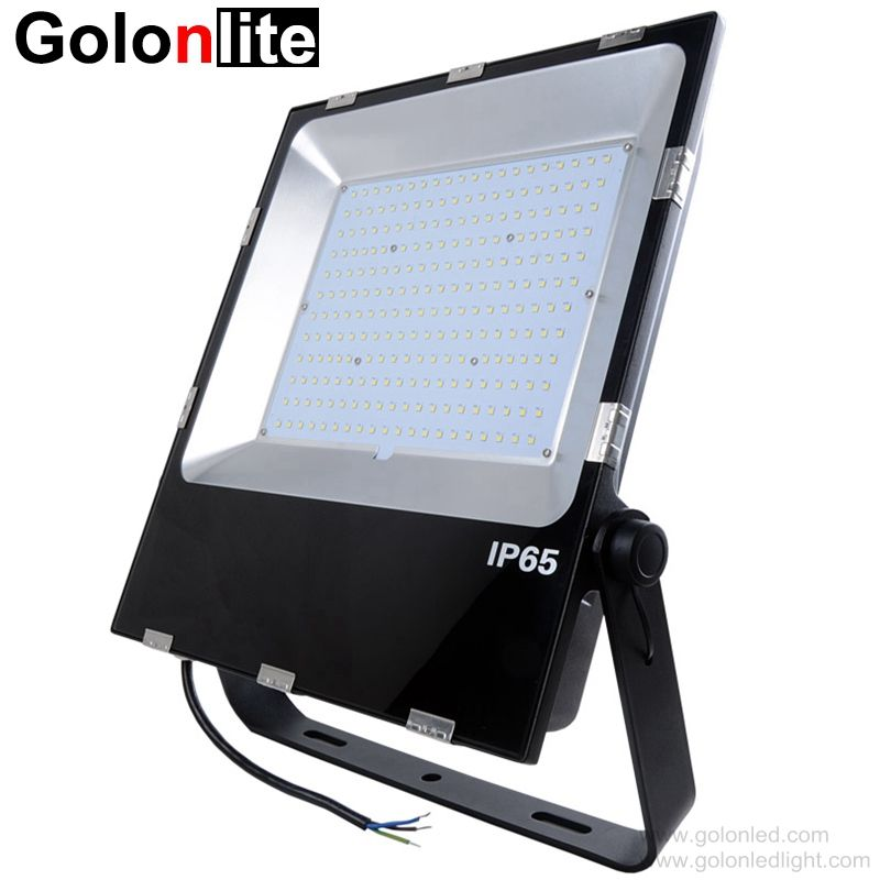 200 Watt Led Flood Light Outdoor Lighting Daylight Sensor Dimmable Ip65 Waterproof 200wattled 200wattledlight 200wat Led Flood Flood Lights Led Flood Lights