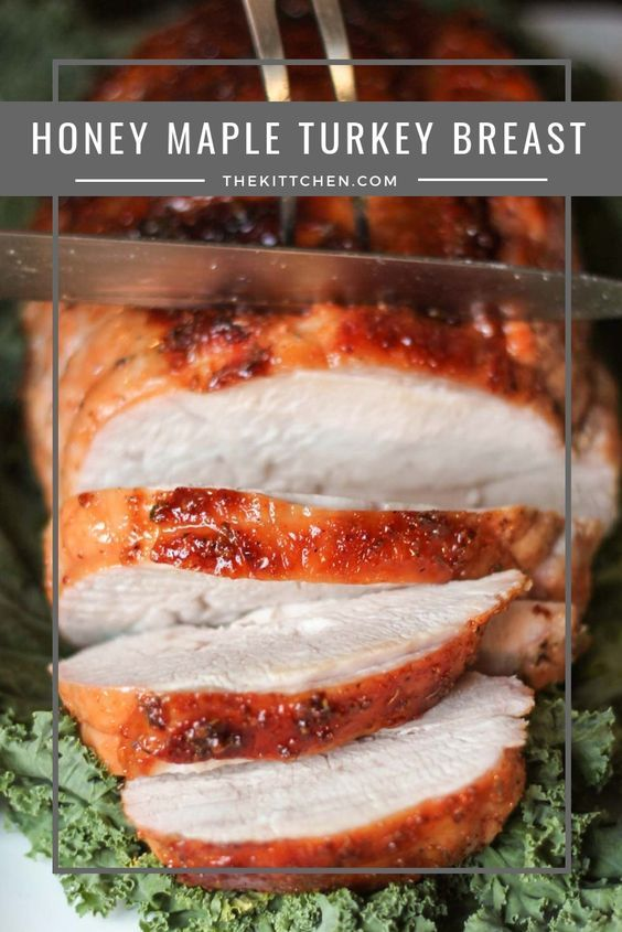 Photo of Honey Maple Turkey Breast | An Easy Thanksgiving Turkey Breast Recipe
