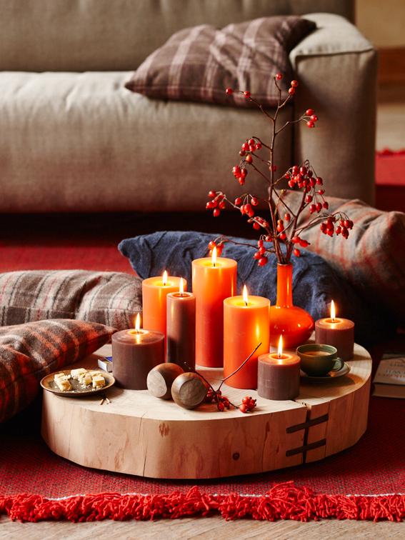 ▷ Adventskranz selber machen und binden