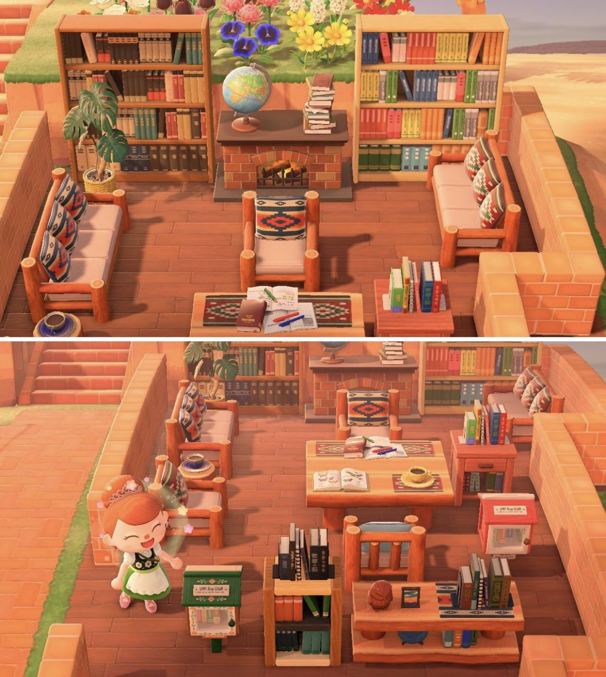 Exterior House Design Animal Crossing New Horizons Island ...