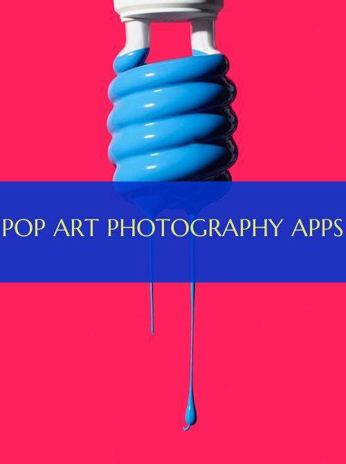 Pop Art Photography Apps Apps Für Pop Art Fotografie