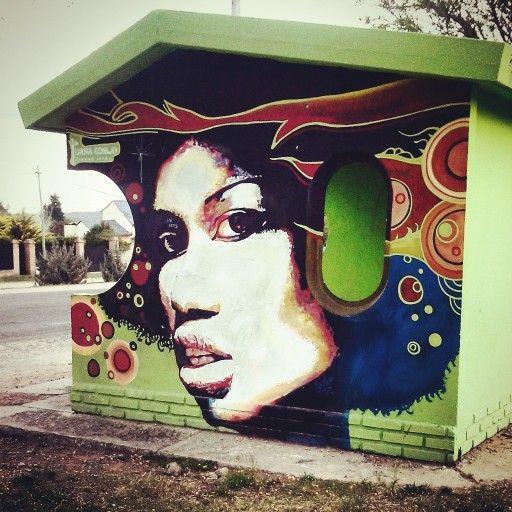 #streetart #busstop