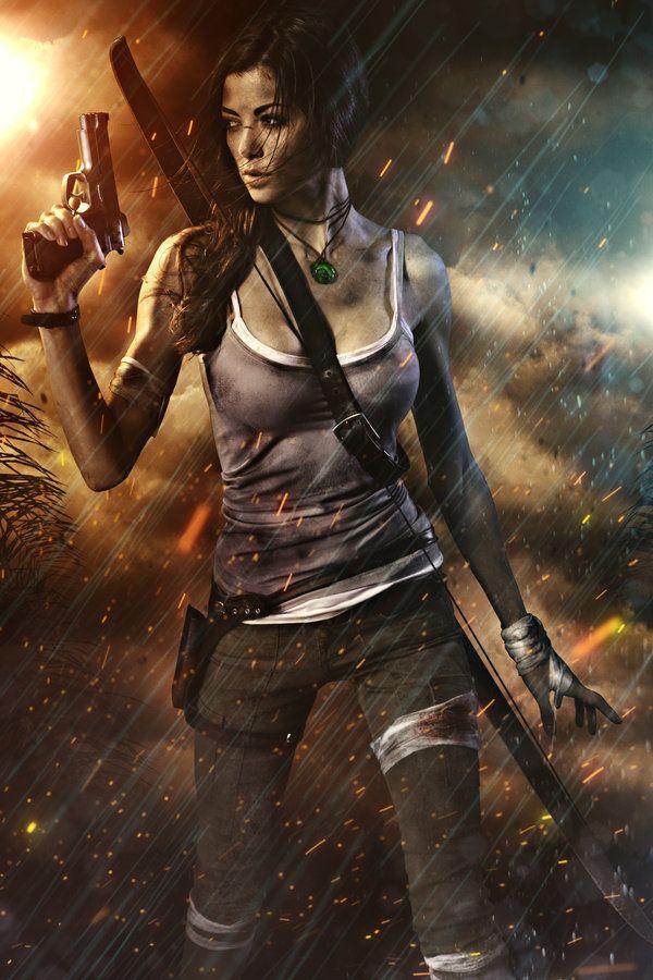 68bf01b7bb6102 Lara Croft - Best of Cosplay Collection — GeekTyrant