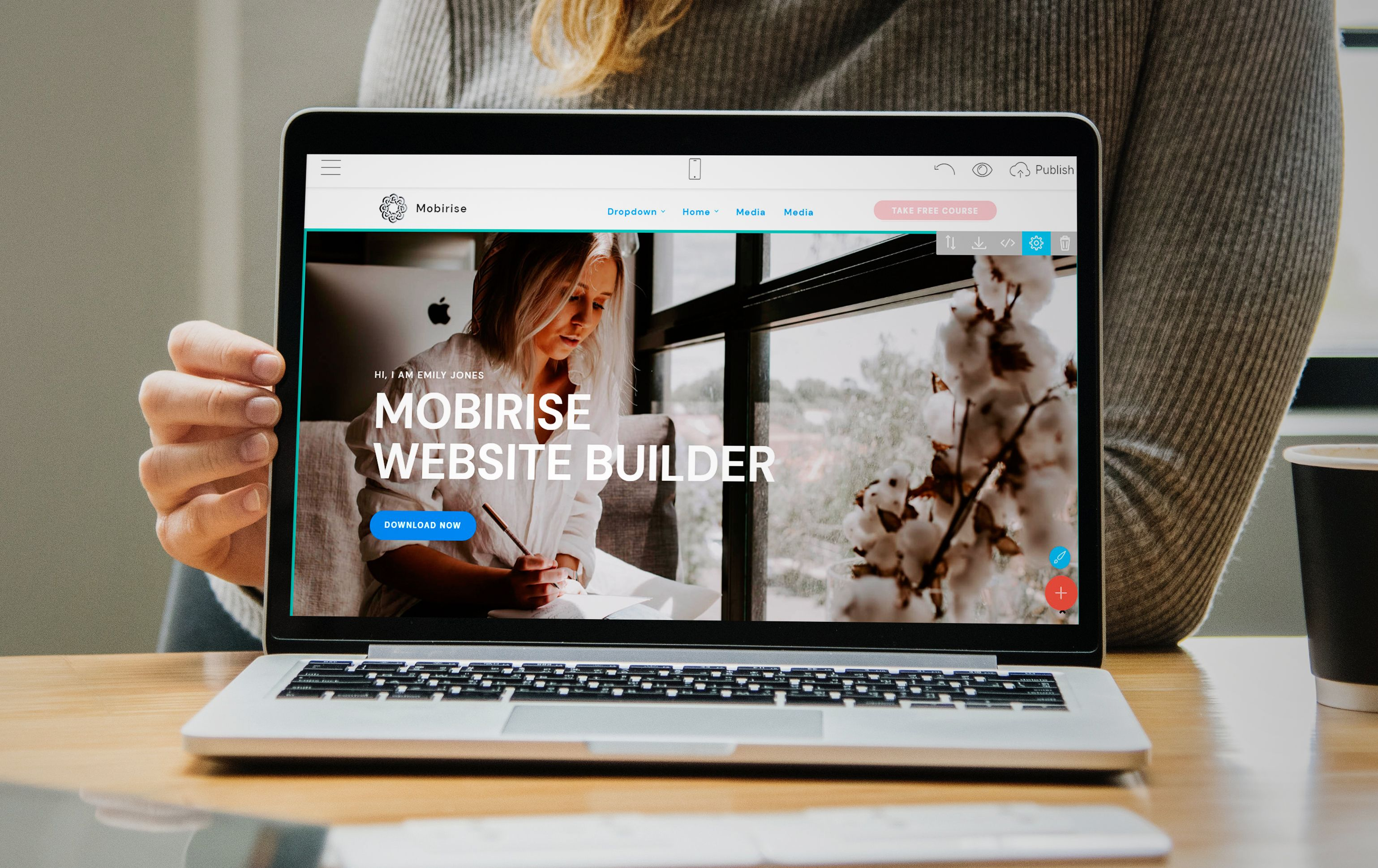 Enjoy The Creativity Freedom With Versatile And Amazing Mobirise Themes And Templates Download Mobirise Now To Create A Website For Your Business For Free