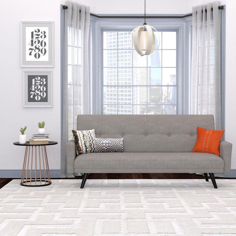 Handy Living Melbourne Click Clack Futon Sofa Bed Cc1 S3a1