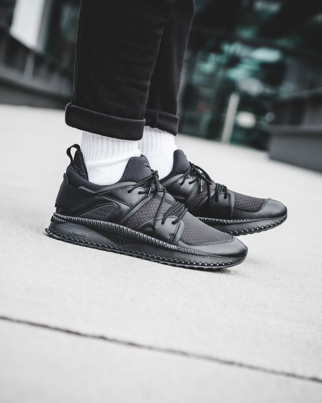 24fb52a71d4a7 Puma Tsugi Blaze Meta: Black | Sneakers: Puma Tsugi | Sneakers ...