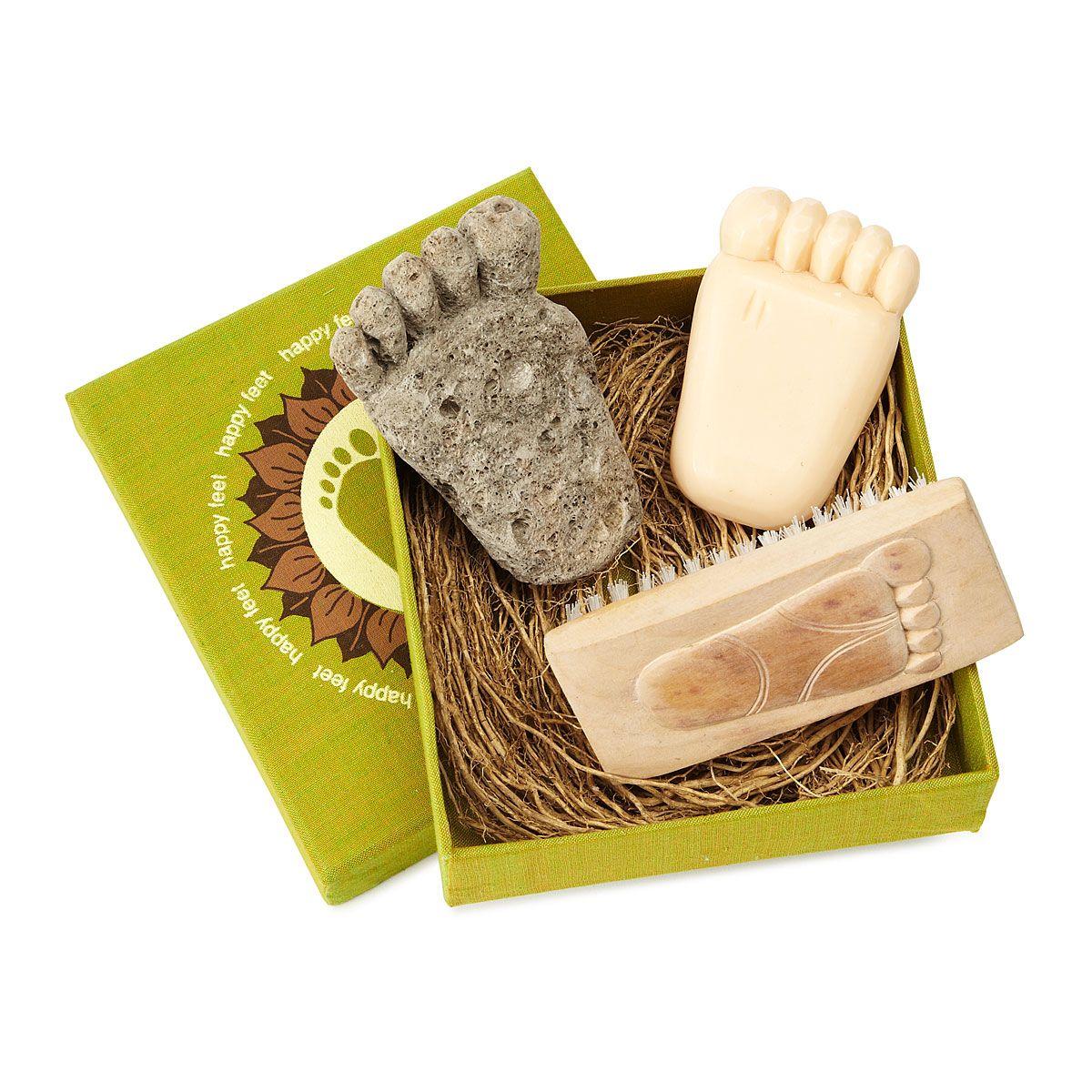 Happy Feet Spa Set   Spa, Pumice stone and Pumice