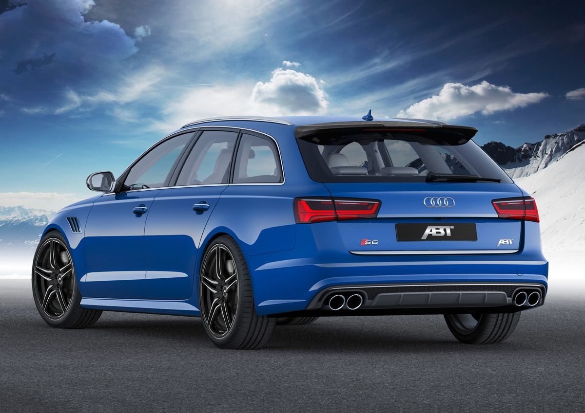 ABT Sportsline #Audi S6