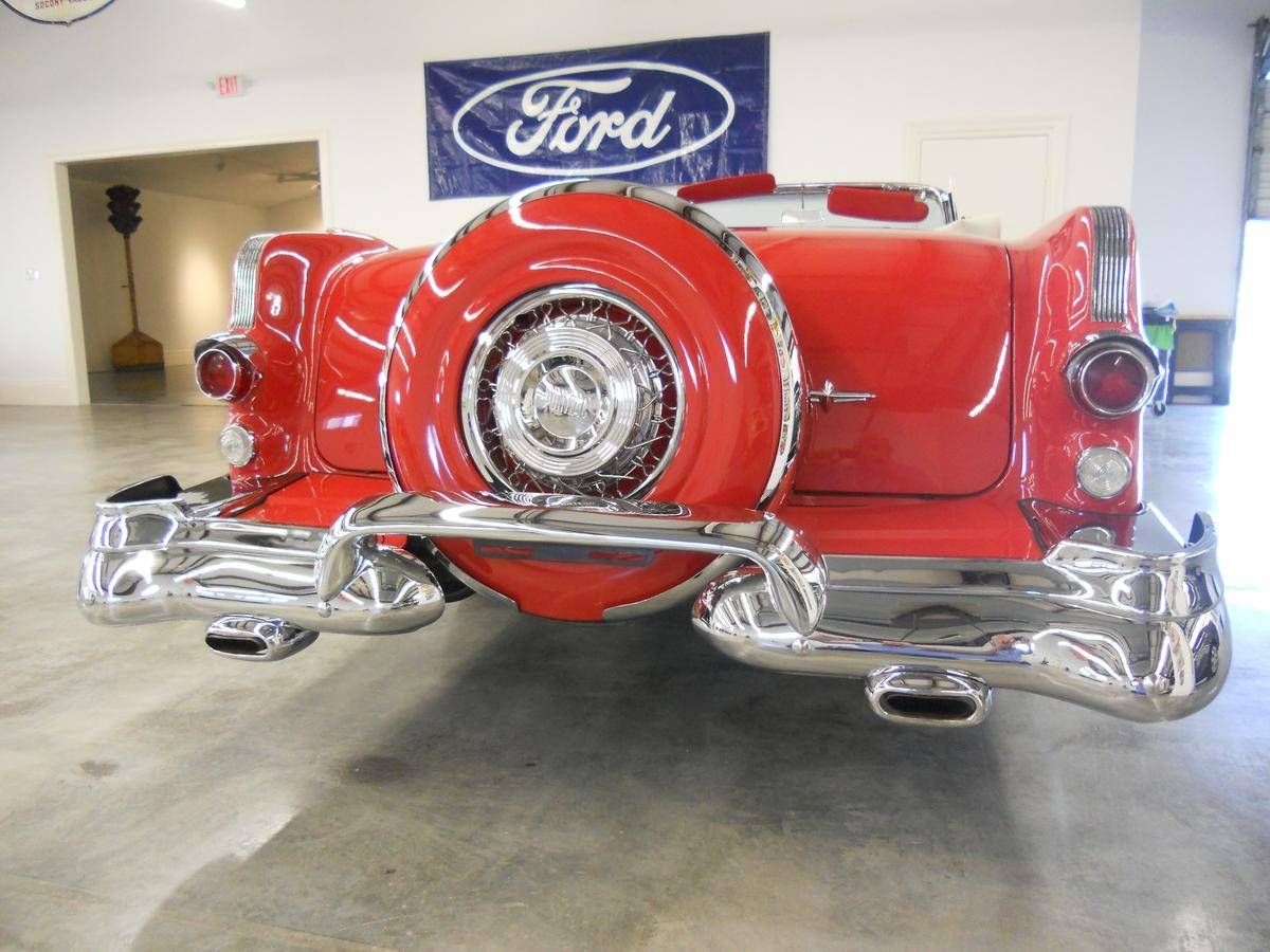 1956 Pontiac Starchief Convertible for sale #1810658   Hemmings ...