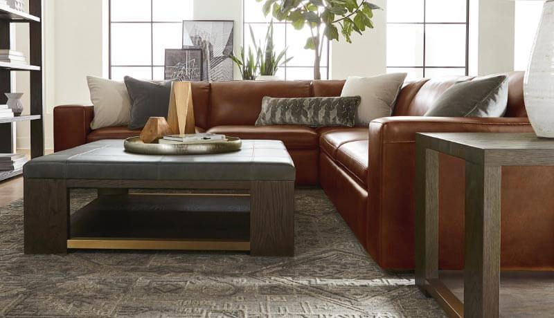 Fabric Seating Beckham Pit Sectional 2676 Psect Sectional Pit