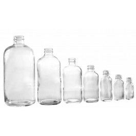 Boston Round Bottles Flint From As Low As 9 12 Gbs Bottle Glass Containers Kombucha Bottles