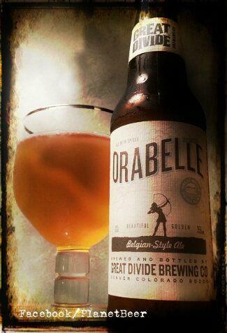 Great Divide Orabelle #CraftBeer #Beer