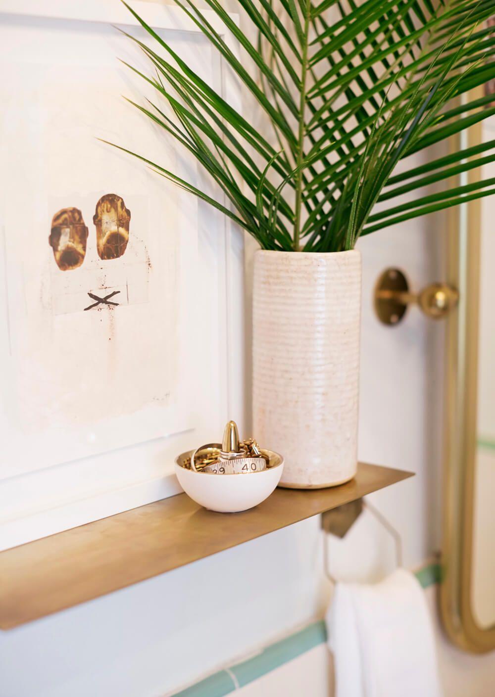 Bathroom Decorating Ideas Rental apartment rental bathroom makeover takeover redesign brady tolbert