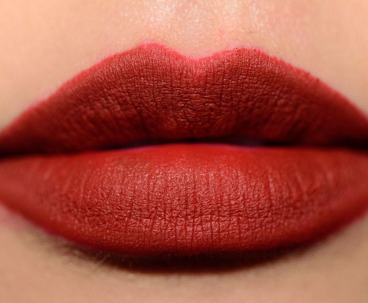 Makeup Geek Saucy Iconic Lipstick Review Swatches Lipstick Photos Makeup Geek Lipstick