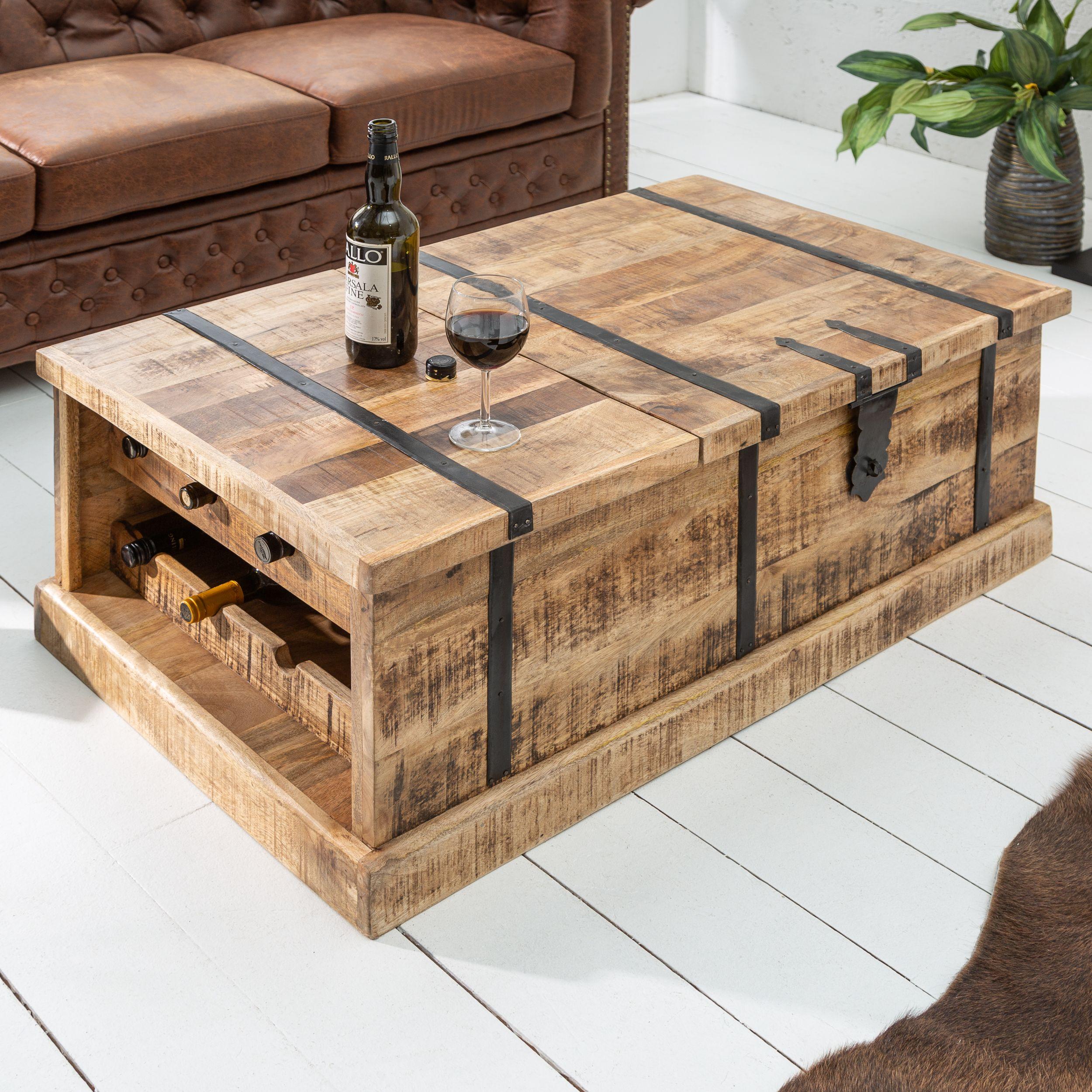 Schöner, alter Wohnzimmer Tisch, Couchtisch, gebraucht