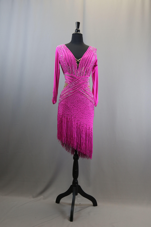 NL-1626 | Latin dresses | Pinterest | Vestido de baile, Baile y Ropa