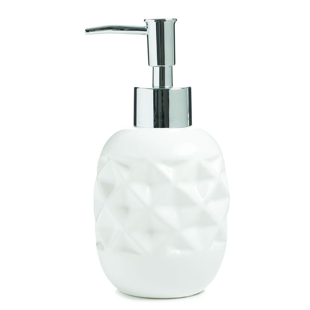 Wilko Textured Design Soap Dispenser White £2.50 | Things i need for ...