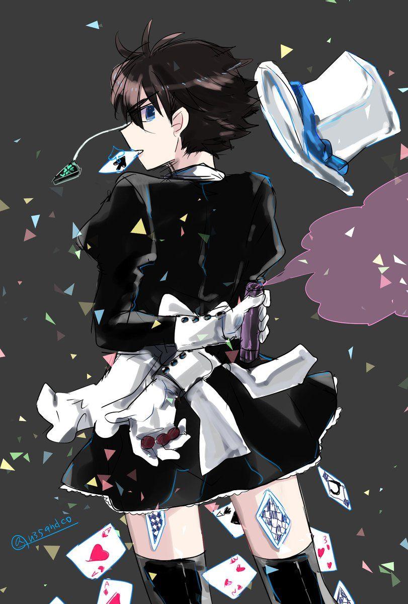 ปักพินโดย Je Ro ใน Magic Kaito 1412 นักสืบ, มังงะ, คู่รัก