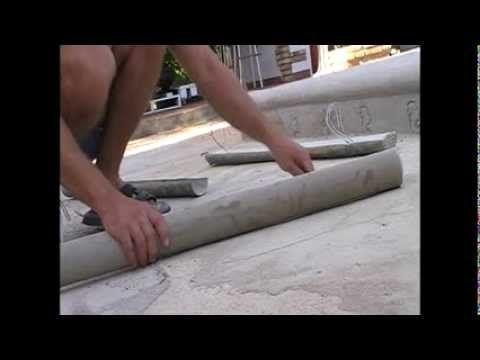 Como Hacer Moldes Caseros De Cemento Y Arcilla Expandida