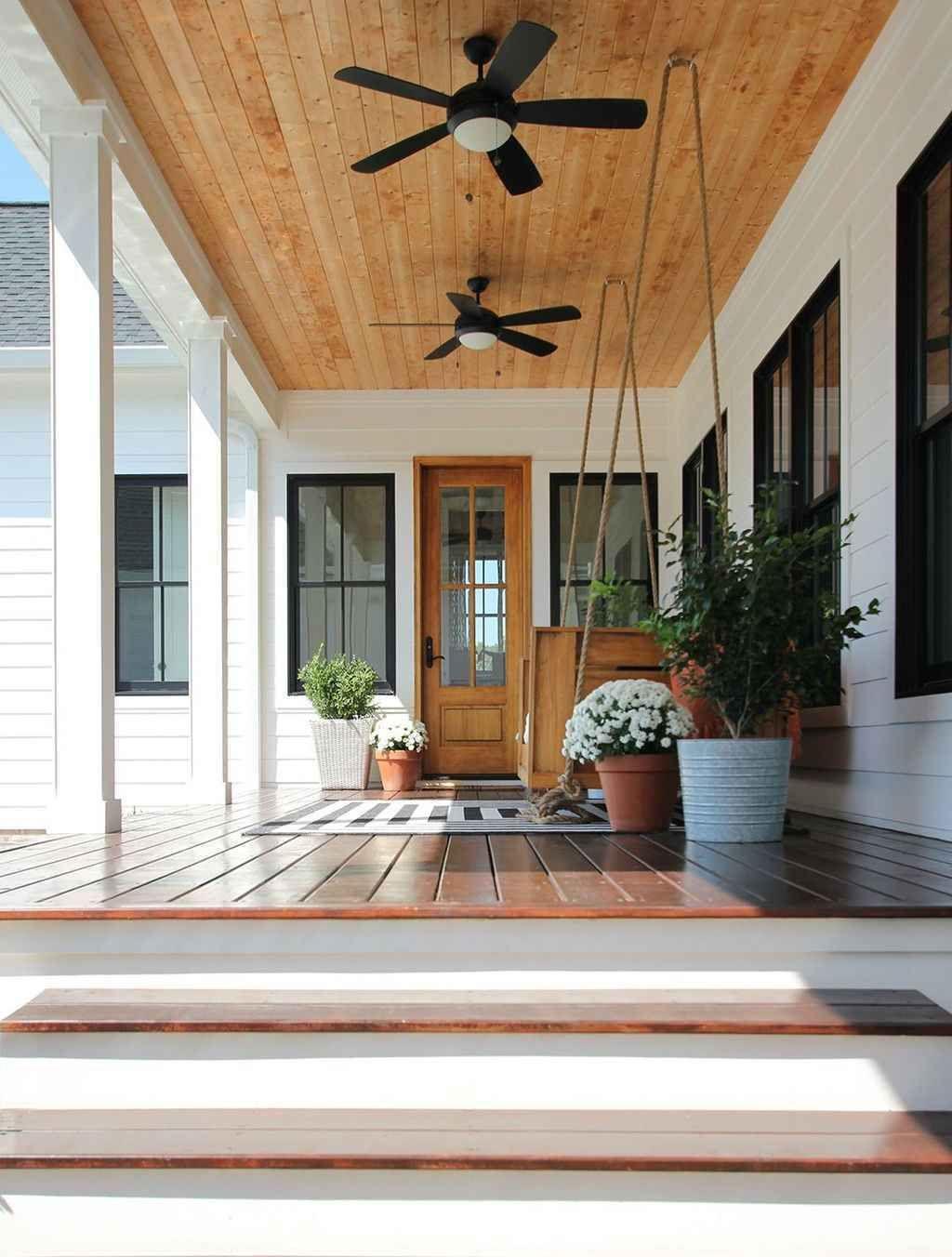 55 cozy farmhouse screened in porch design ideas in 2020