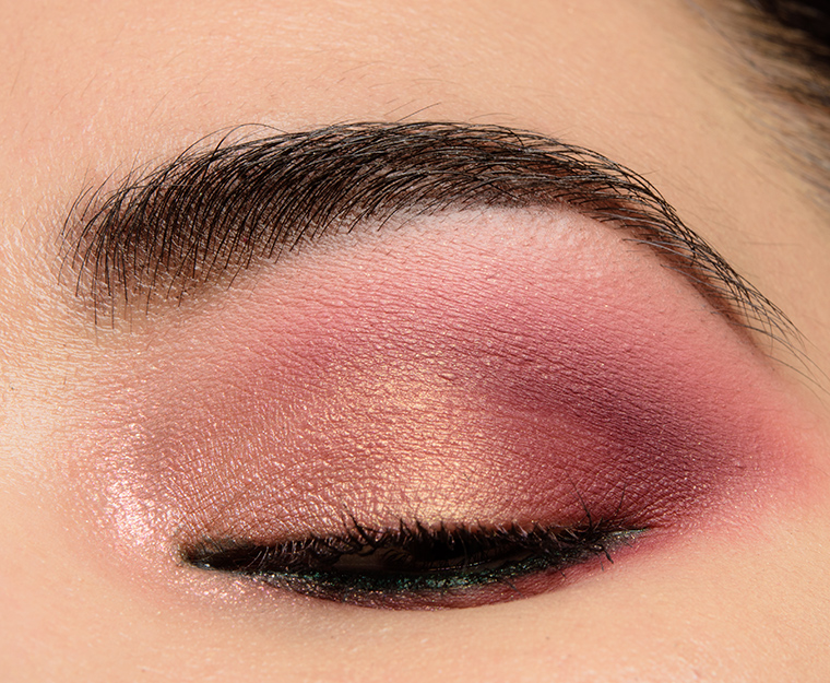 ColourPop Blush Crush Eyeshadow Look | Temptalia