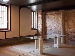 Tavolo Scarpa ~ Carlo scarpa tavolo riomarin for gavina furniture