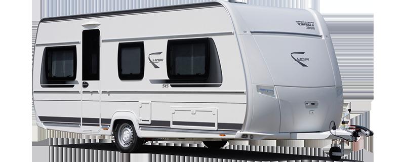 Fendt-Caravan   Wohnwagen von Fendt   Saphir