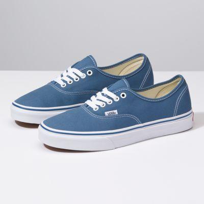 Authentic | Shop Shoes At Vans | Blue