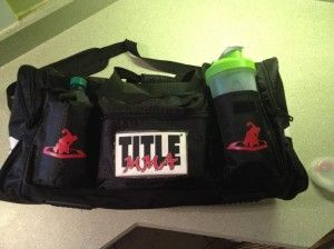 Le Boxing Mma Gym Bag Review Mixed Martial Arts