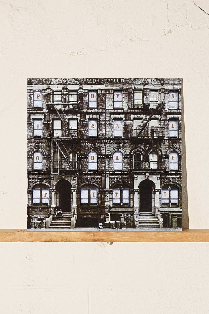 Led Zeppelin - Physical Graffiti 2XLP