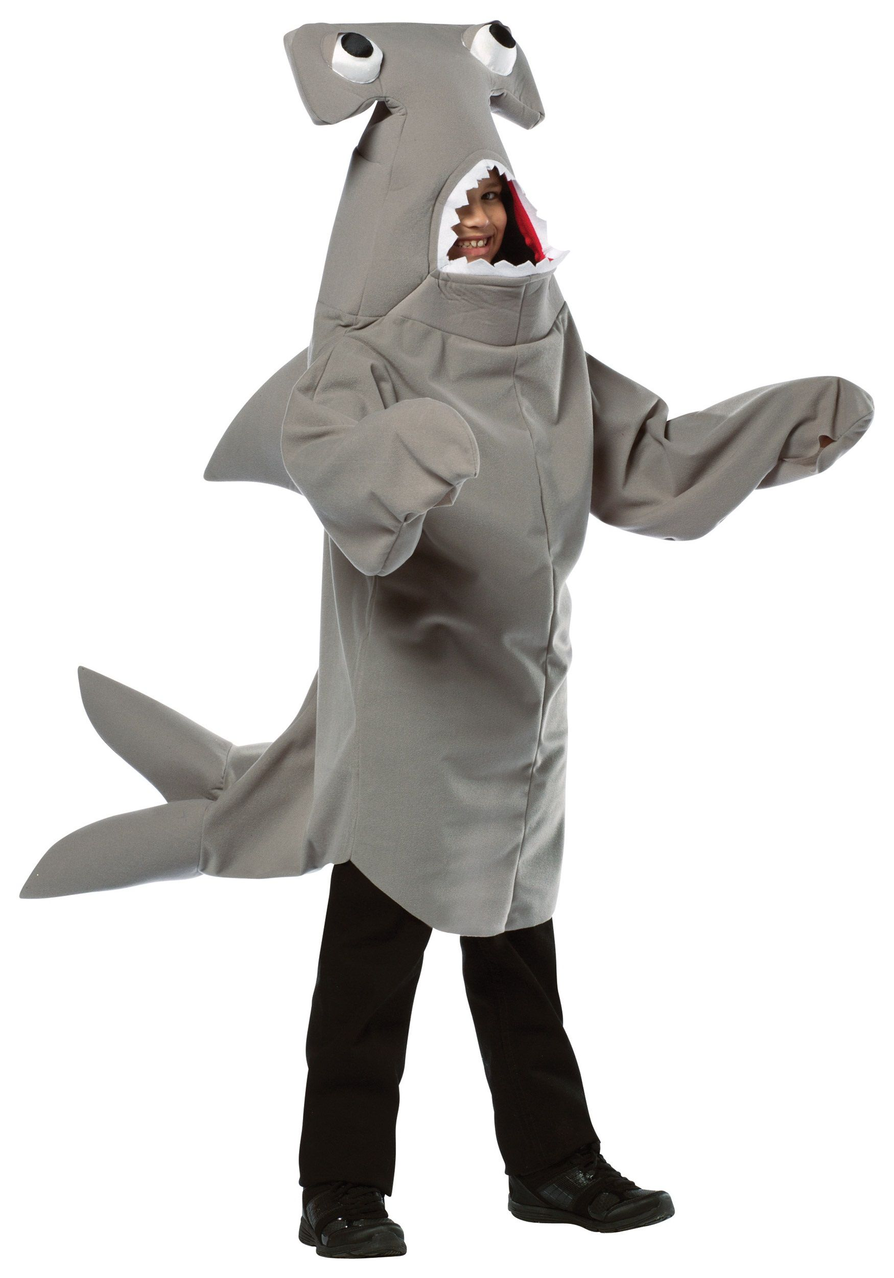 hammerhead shark costume - Halloween Costume Shark