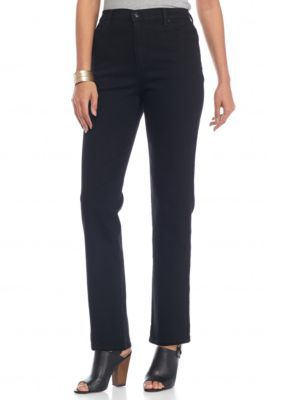 74bea614059850 Gloria Vanderbilt Amanda Embroidered Jean | Products | Embroidered ...