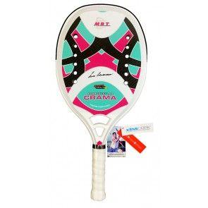 e56df9437a38 Racchetta Beach Tennis MBT Crama 2014 Linea Pro Prestige
