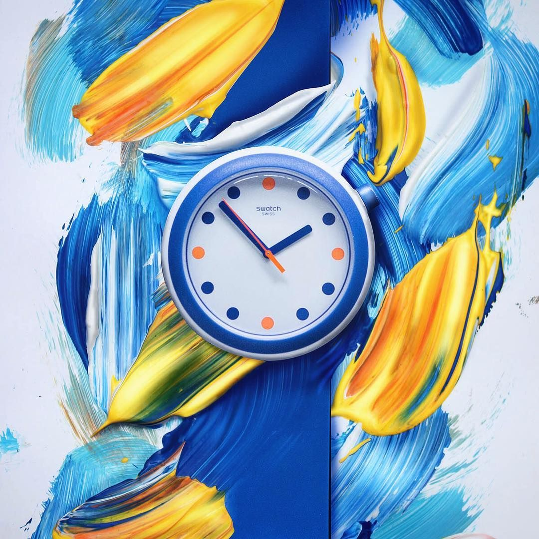 The new #popswatch #art