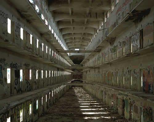 Jörn Vanhöfen, Carabanchel Prison, Madrid, 2009