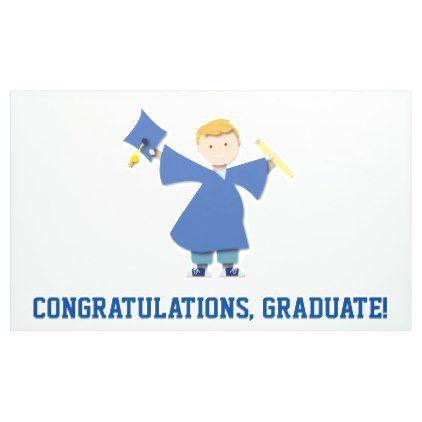 congratulation banner ideas