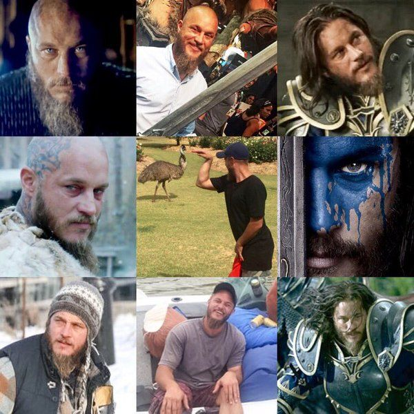 Is Travis Fimmel single? Who has he dated? According to