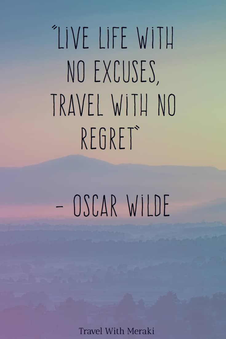 Inspirational Travel Quotes For Every Kind Of Adventure - TRAVEL WITH MERAKI
