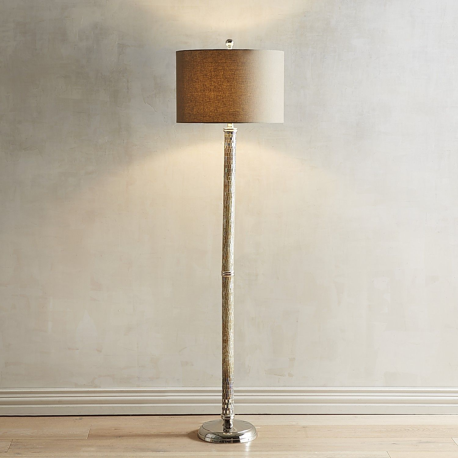 Column Floor Lamp Mosaic Column Floor Lamp  Products