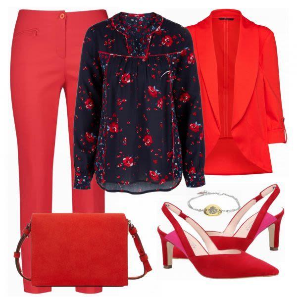 Klingel business Damen Outfit Komplettes Business Outfit