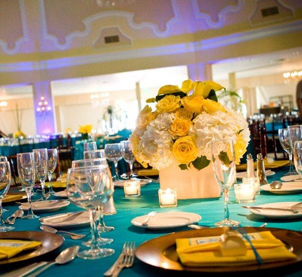 Teal Wedding Ideas For Reception: Flowers I Love In 2019