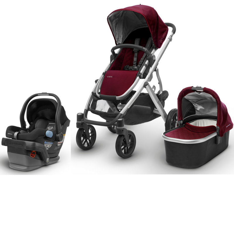 2019 UPPAbaby VISTA and MESA Travel System Travel system