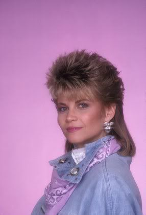 Markie Post We Called This A Bi Level Back In The Day Better Known As A Mollet 80s Hair Mullet Hairstyle 1980s Hair