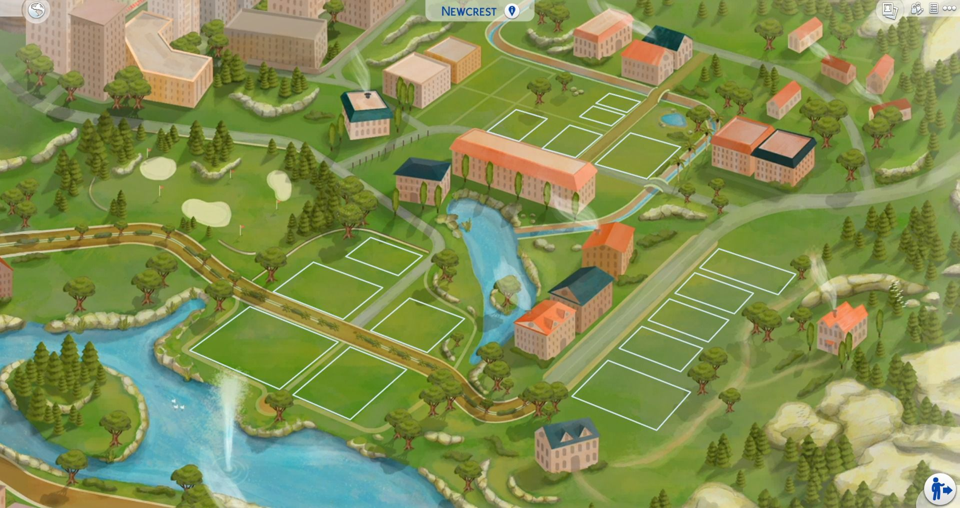 sims 4 world map download Download These Beautiful World Map Replacements For The Sims 4