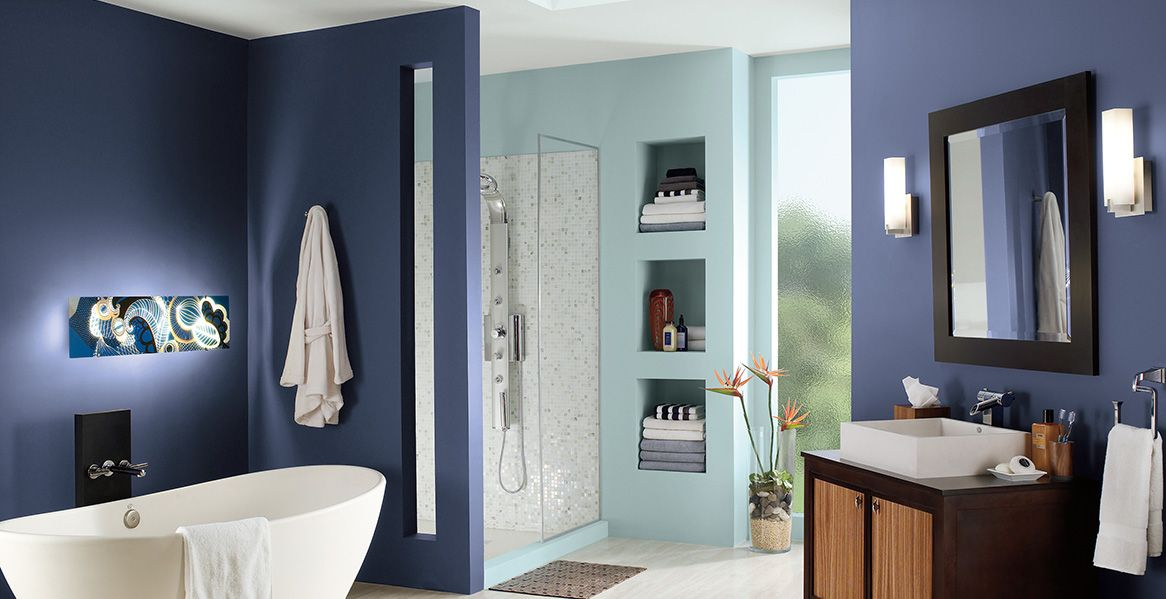 Feng Shui Paint Colors For Bathroom