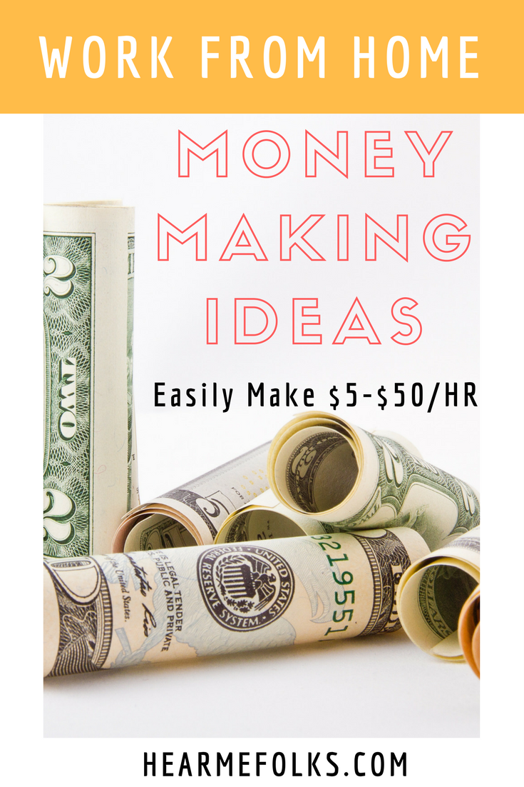 21 Smart Ways to Side Hustle and Make Extra Cash Today | Hustle ...