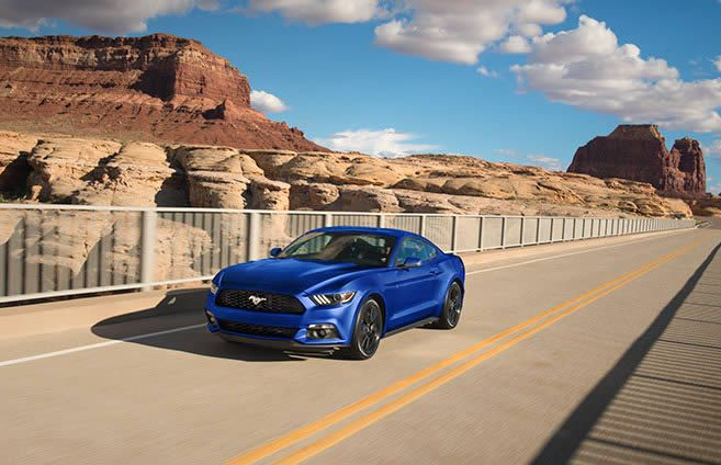 North Point Ford >> 2016 Ford Mustangs At North Point Ford Fort Worth Texas