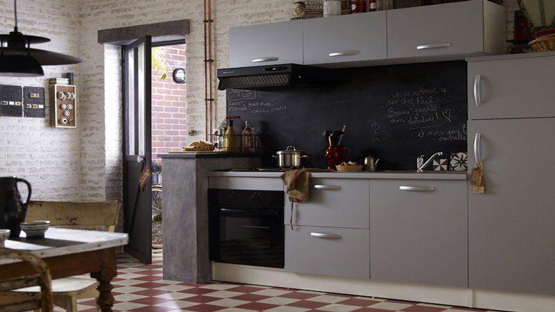 Conravcom Idee Sol Cuisine Soussol Cuisine Pinterest - Photo de cuisine ouverte pour idees de deco de cuisine