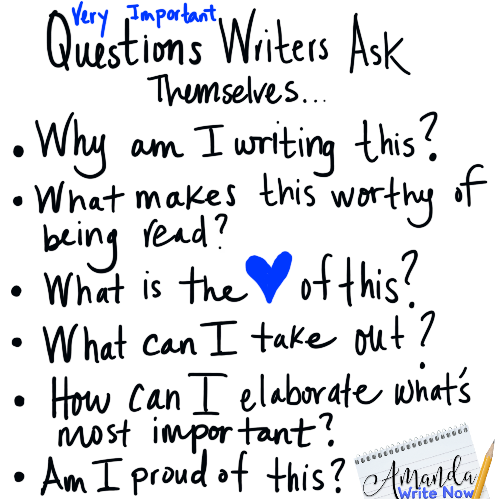 8 Must Have Writing Workshop Charts — TeachWriting.org
